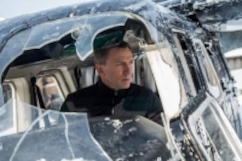 ダニエル・クレイヴの『007』第4作目