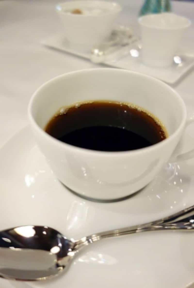 コーヒーまたは紅茶、アンフュジョン