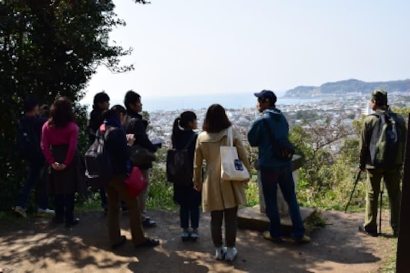 祇園山展望台からの眺望