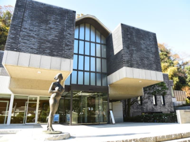 2019年10月にリニューアルオープンした「神奈川県立近代美術館鎌倉別館」
