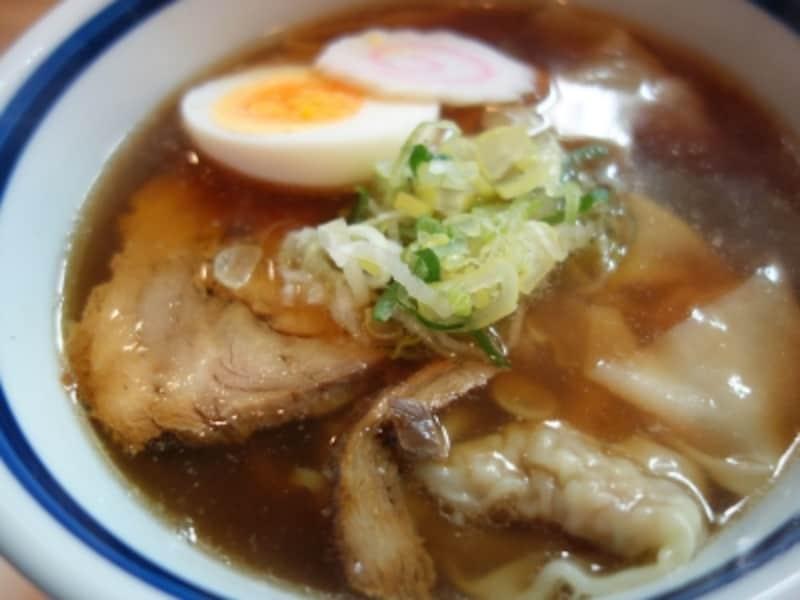 特製ワンタン麺800円