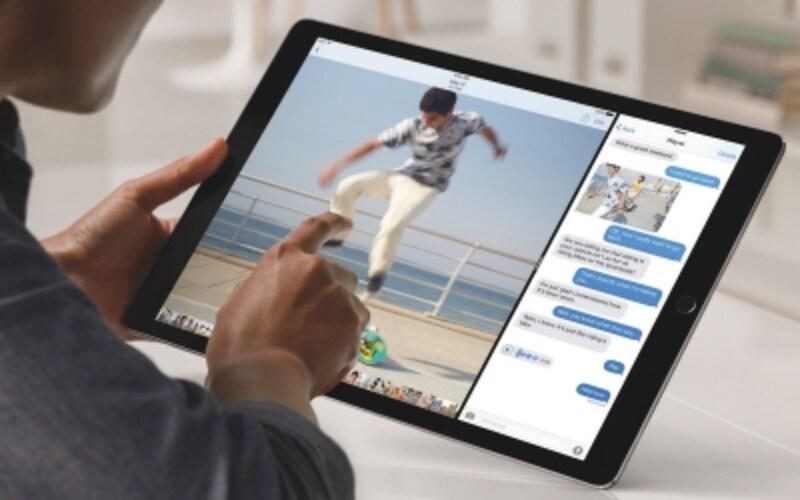 iPadPro。大型タブレットでも定番となるのか。
