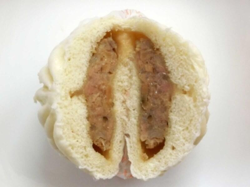 デイリーヤマザキジューシー肉まん醤油味