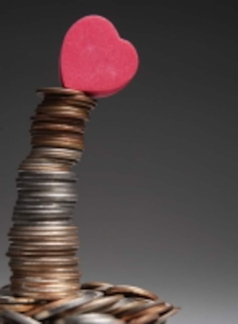 お金の感覚が同じ方がカップルはうまくいく可能性が高い