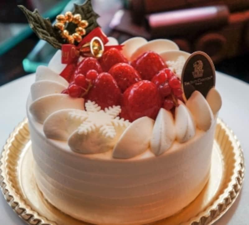 【クリスマスケーキ】クリスマスストロベリーショートケーキ9cm/12cm/15cm3,000円/4,500円/6,000円