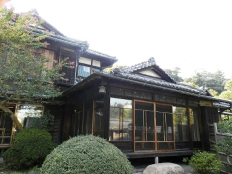 Sashoの建物