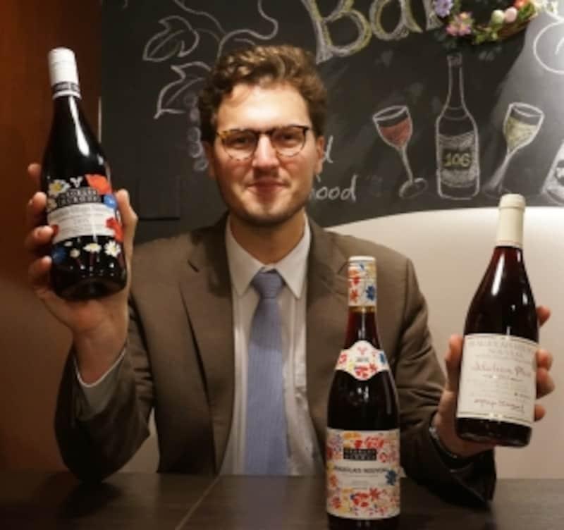 今年は解禁日に日本に居るから、友人より早く乾杯できると喜ぶアドリアンさん