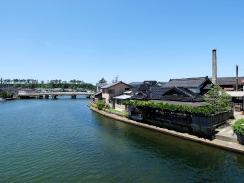 金沢港・大野