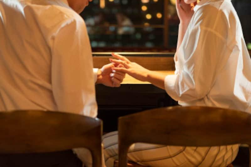 未来の話が結婚への意識につながっていきます。