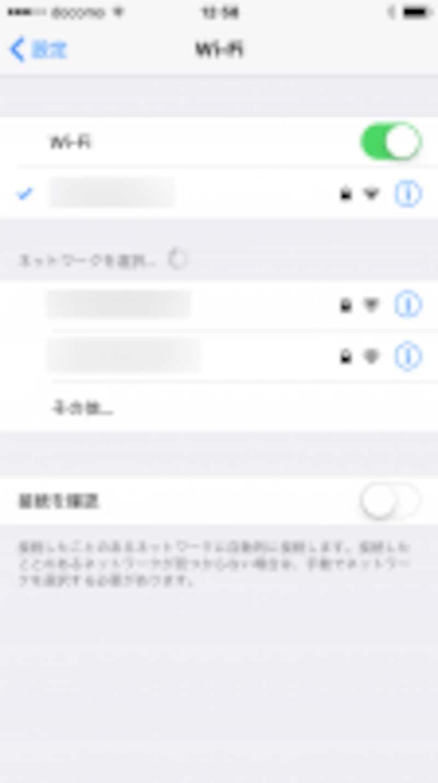 iPhoneWi-Fi