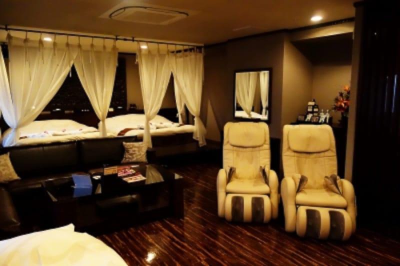 ホテル難民関西
