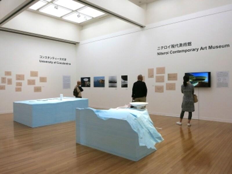 ニテロイ現代美術館/NiteroiContemporaryArtMuseumundefined模型の画像