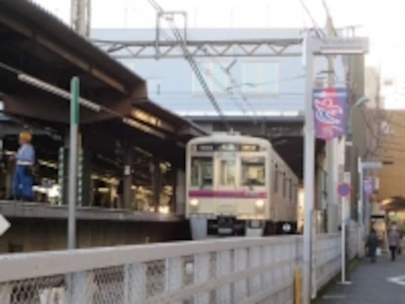 京王の電車