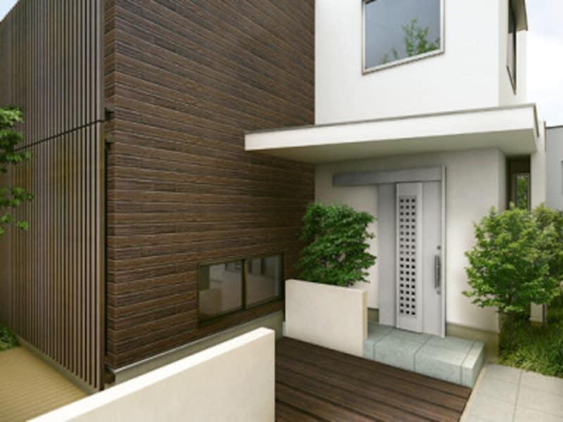 限られたスペースでも設置しやすい引き戸タイプ。爽やかな風を室内へ採り込む採風タイプも。[TOSTEMエルムーブ]LIXIL http://www.lixil.co.jp/
