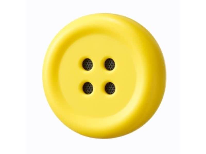 赤ちゃんに人気クリスマスプレゼント2018!0歳児向けおもちゃ第4位『Pechat(ペチャット)イエローぬいぐるみをおしゃべりにするボタン型スピーカー』