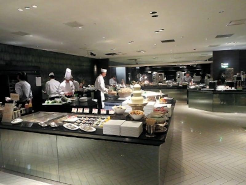 ホテルインターコンチネンタル東京ベイ「シェフズライブキッチン」