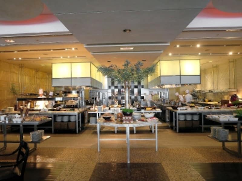 ビュッフェのコツ・食べ方グランドハイアット東京「フレンチキッチン」