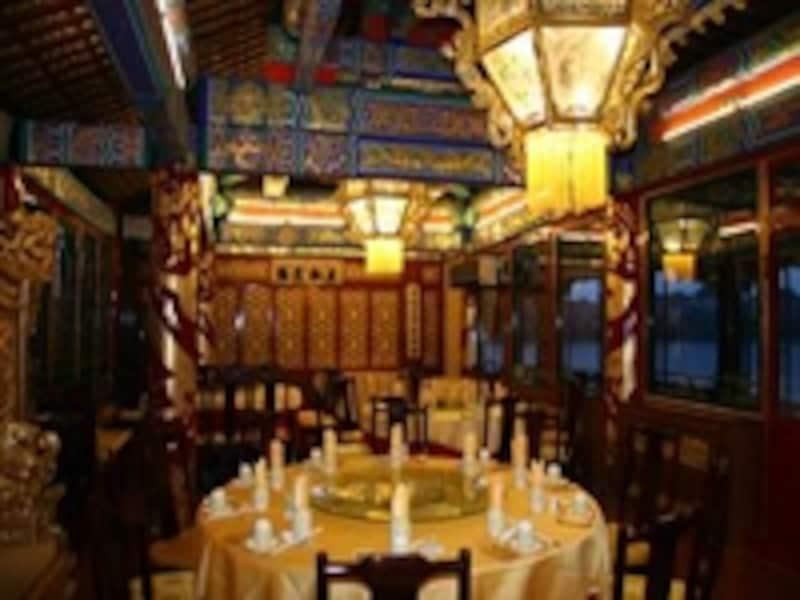北京の老舗レストラン「倣膳飯庄」