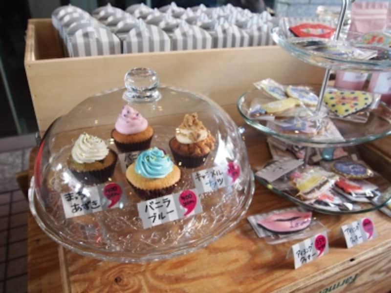 デザインカップケーキが人気のOnTheWay