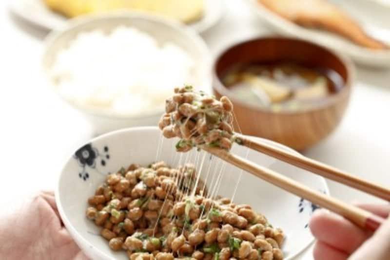 納豆は胃腸を綺麗にする日本の伝統食