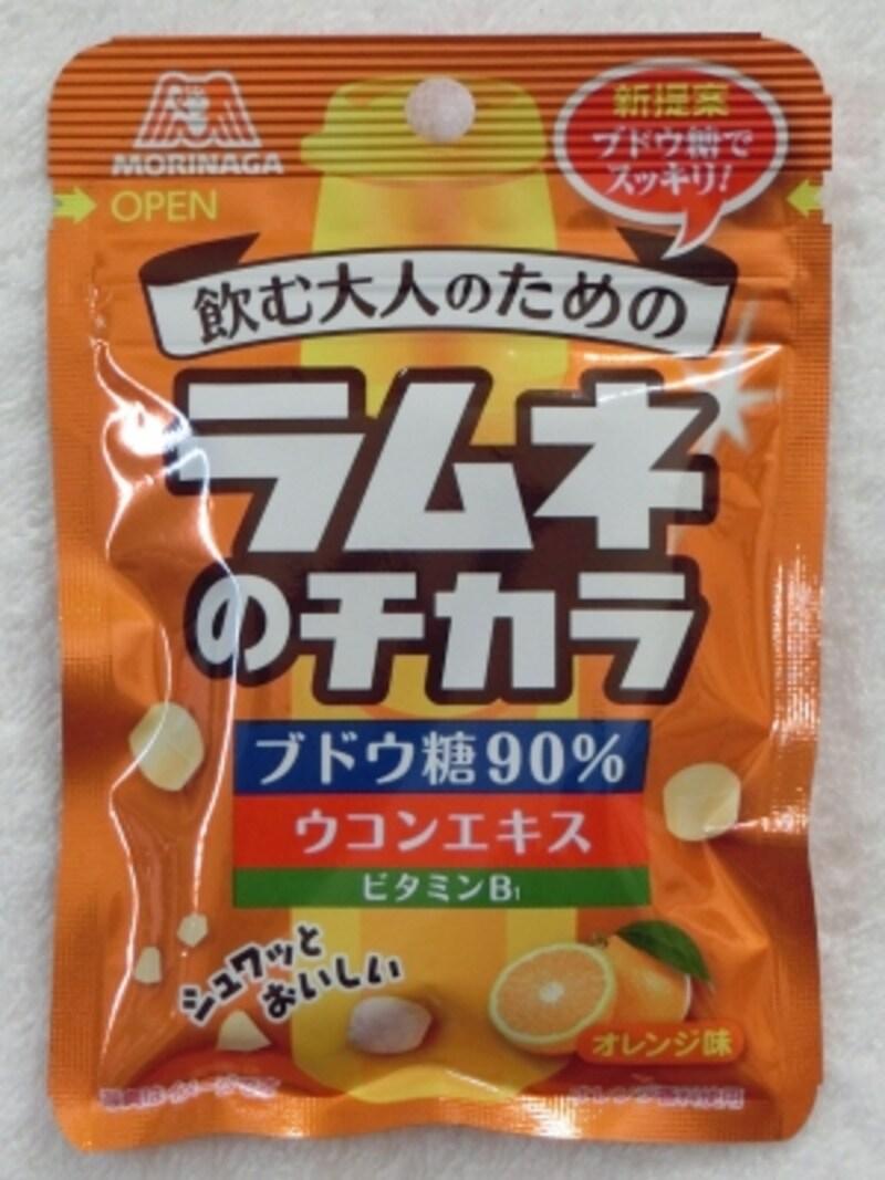 森永製菓ラムネのチカラ
