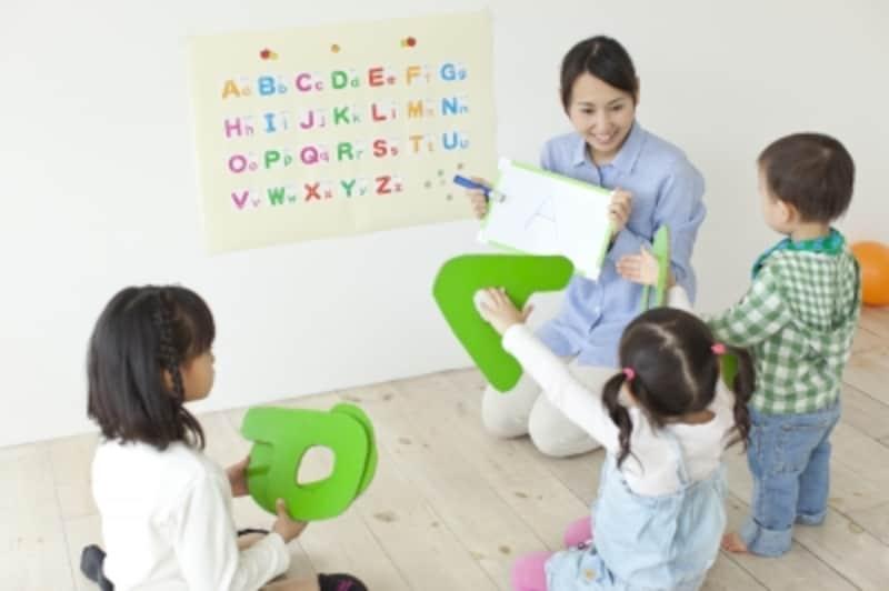英語教室。