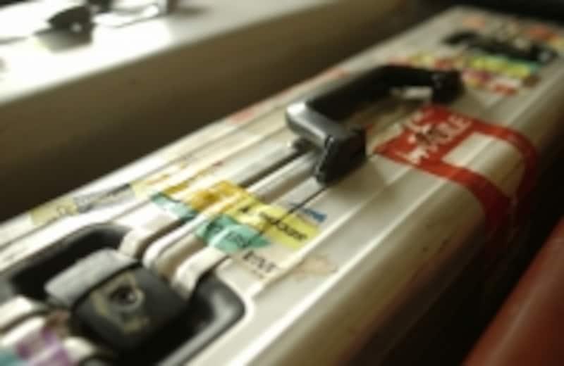 バッグの場合、鍵やショルダー部分があるかどうかもチェックしよう