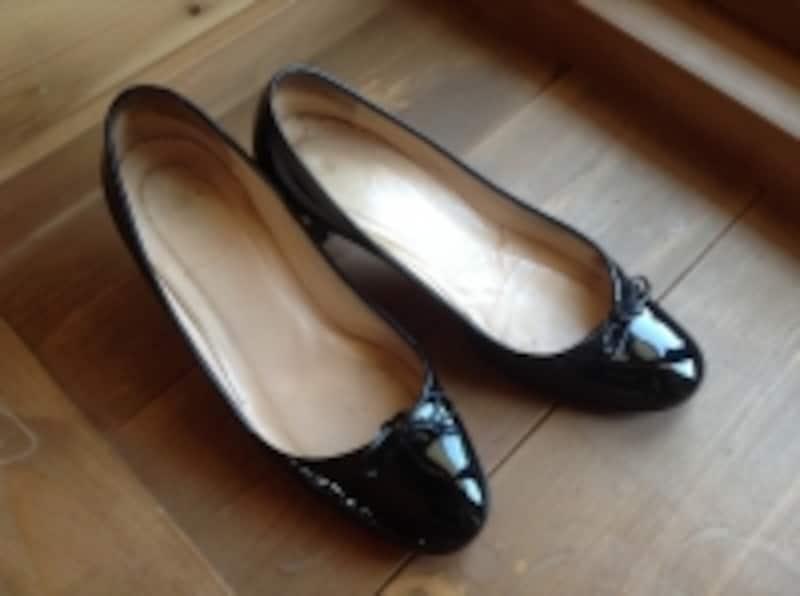 サイズがわかりにくい靴は、自分が普段履いているサイズが大きなヒントになる