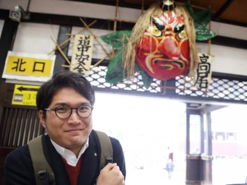 トシ子ちゃん直伝「楽屋ミラー」