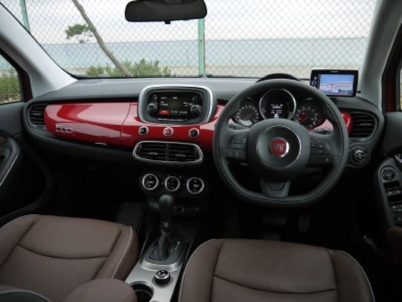FIAT500X