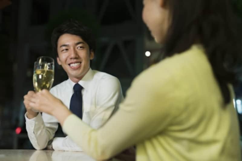 お酒を飲んだときは要注意