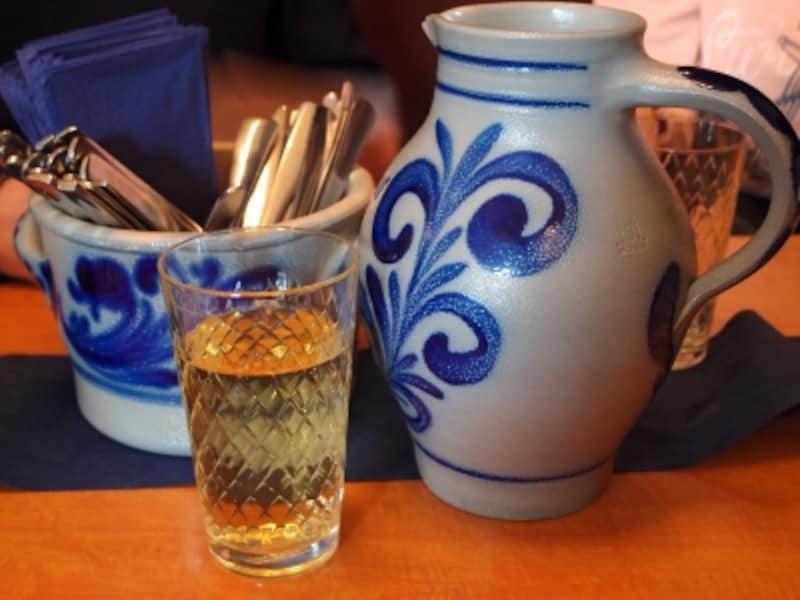 フランクフルトの観光:ザクセンハウゼンでりんご酒を飲もう