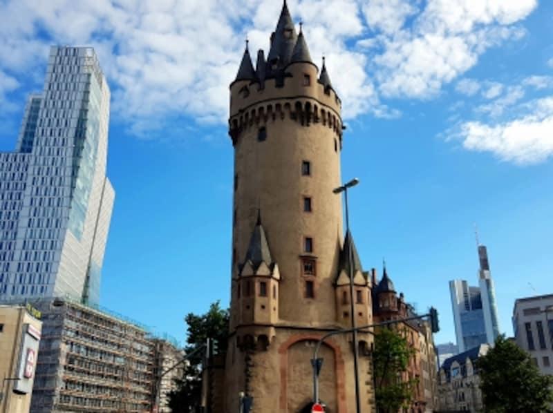 フランクフルトの観光:エッシェンハイマー塔