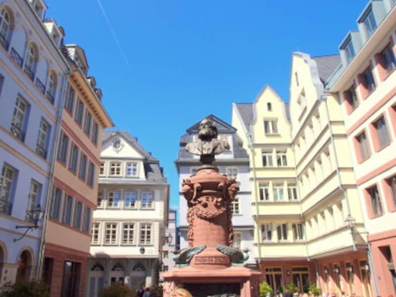 フランクフルトの観光:フランクフルト旧市街
