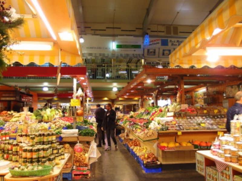 フランクフルトの観光:マルクトハレ