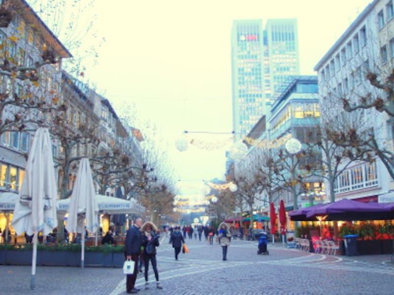 フランクフルトの観光:食いしん坊横丁