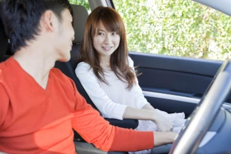 ドライブデートでふたりっきり……話がかみ合わない、なんて時は?