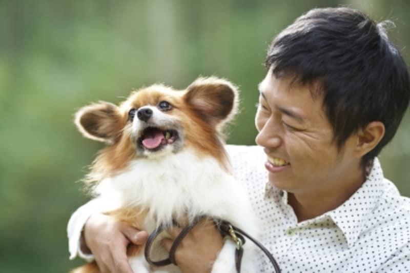 愛犬の幸せ度チェック