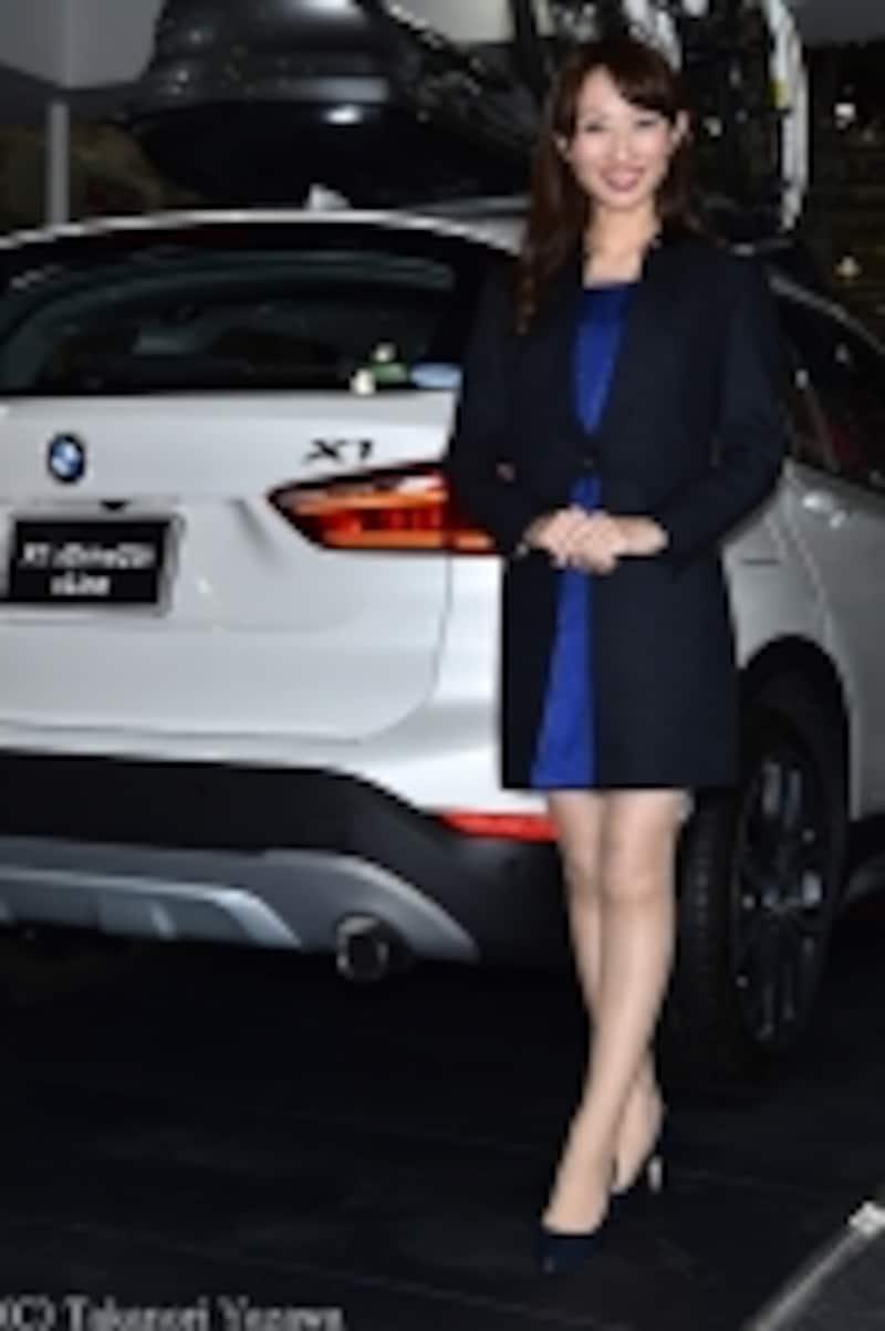 華子/BMW
