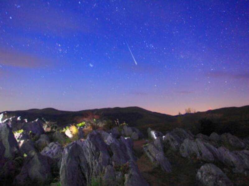 しぶんぎ座,天文,天体,流れ星,流星,三大流星群,しぶんぎ座流星群,見ごろ,ピーク,星,ふたご座流星群,1月,2019年,おすすめ,夜明け前,天文台,うしかい座,りゅう座,極大,放射点,方角,月,へきめんしぶんぎ座,星空,星座