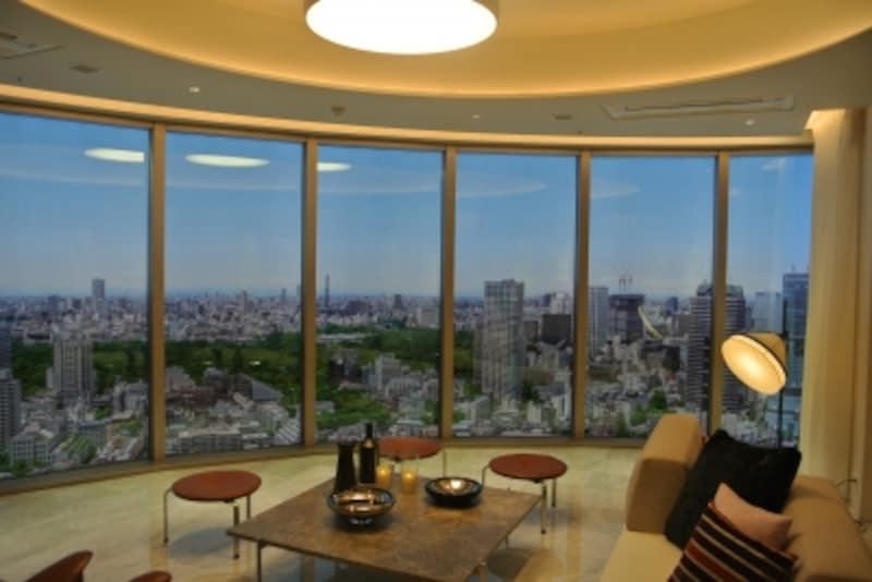 「パークコート赤坂檜町ザundefinedタワー」のモデルルーム