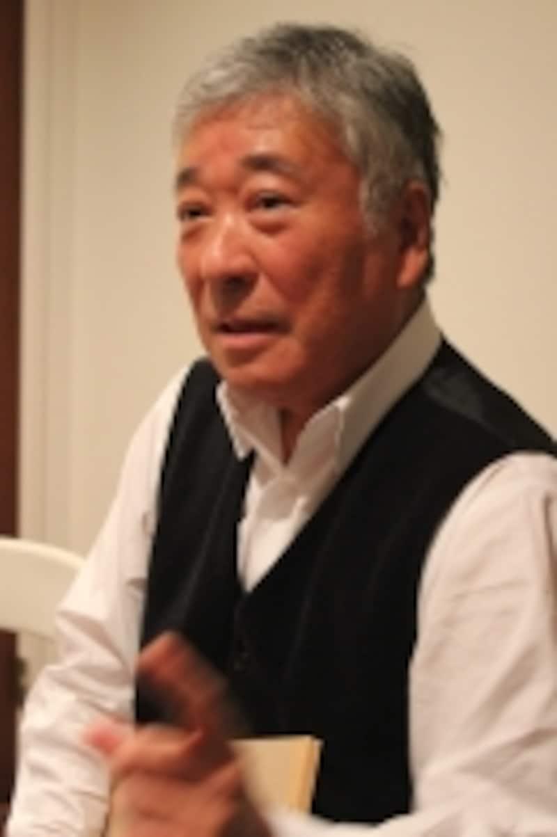 新田和長氏