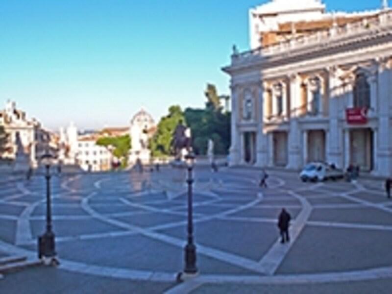 カンピドリオの広場