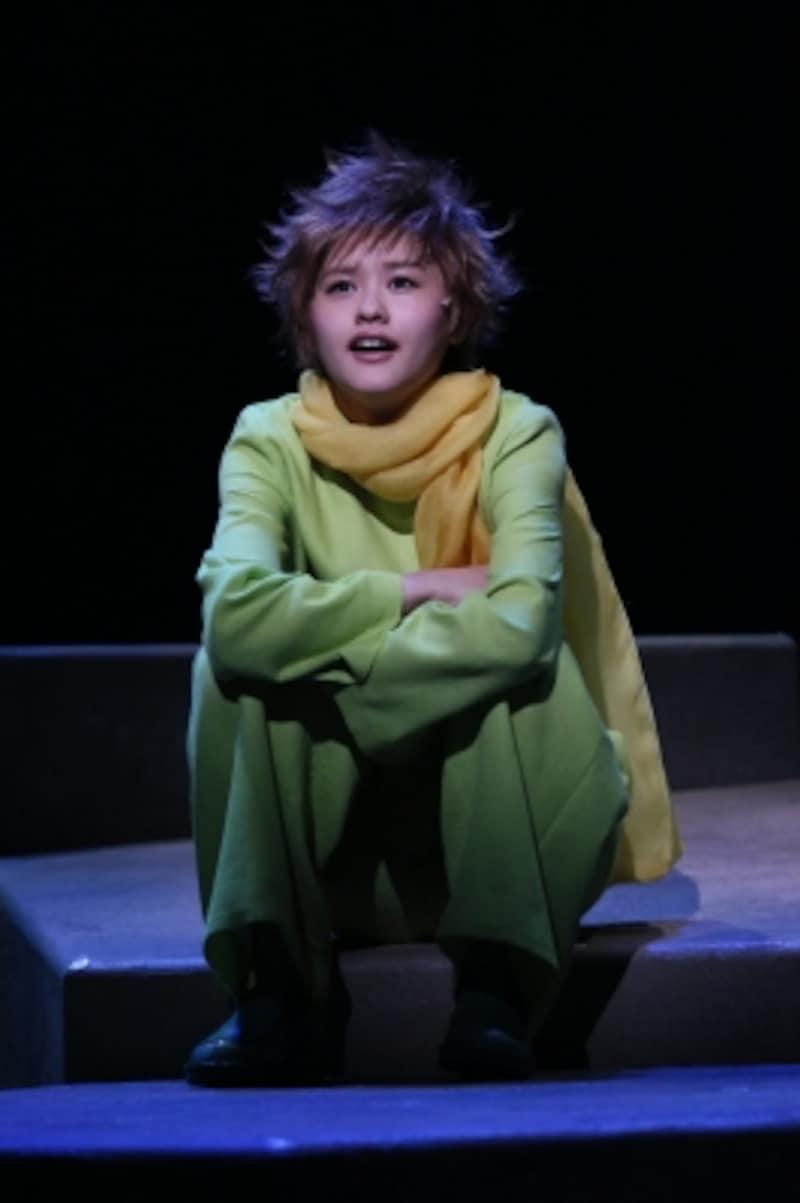『音楽劇undefined星の王子さま』写真提供:水戸芸術館
