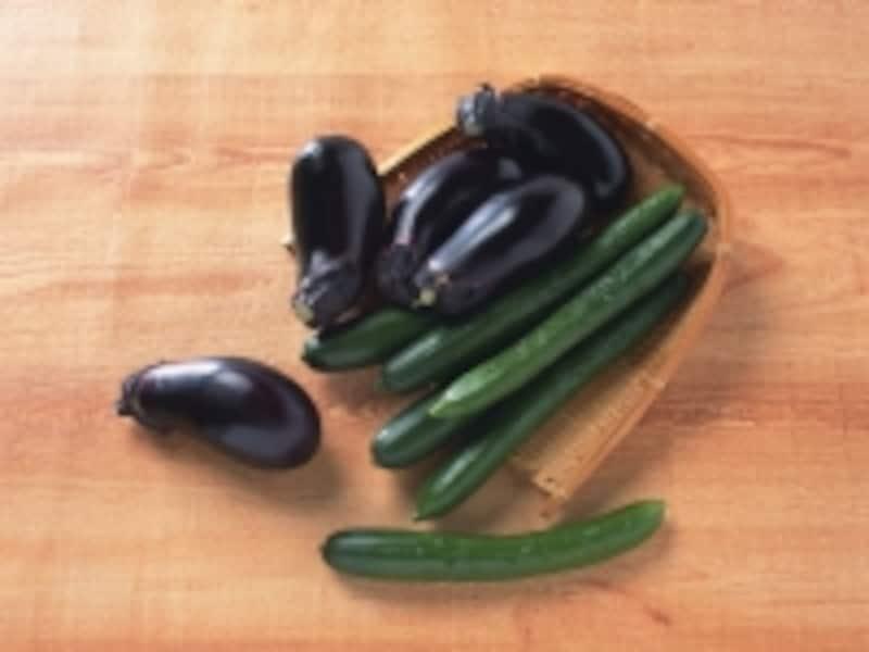 実野菜の冷凍保存