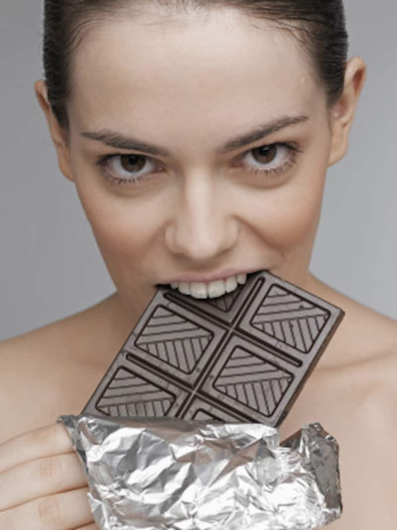 パリジェンヌはチョコレートが大好き!