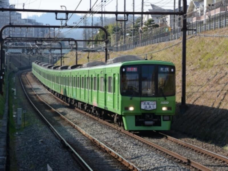 京王線ラッピング電車