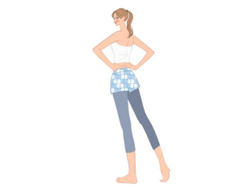 気になるゆがみ、実は筋肉が原因!