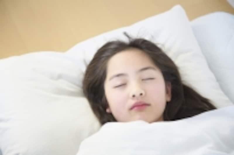 全身に触れる寝具の肌触りは眠りの心地よさに影響を与えます。