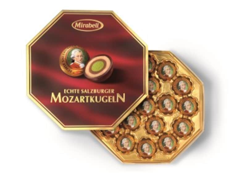ミラベルのモーツァルトクーゲル